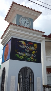 Welcome to San Pedro.